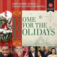 Home for the Holidays * by Cincinnati Pops Orchestra (CD, Sep-2012, Fanfare...