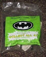1991 Batman McDonalds Happy Meal Toy Batmobile