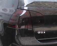 06-09 VOLKSWAGEN GTI GOLF RABBIT SMOKED TAIL LIGHT PRECUT TINT COVER OVERLAYS