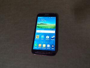 Samsung Galaxy S5 Sport Sprint SM-G860P RED 16GB Smartphone