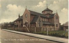 Burnt Oak, Edgware. Roman Catholic Church of the Annunciation.