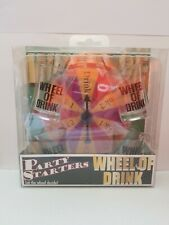 Wheel Of Drink Game Party Starters