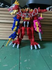 power rangers dino charge megazord Complete