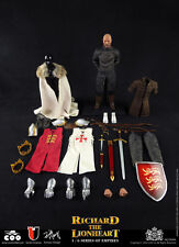 COOMODEL Empire Series - King of England Richard the Lionheart 1/6 Figure SE004
