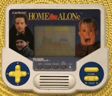 "Tiger Electronics HOME ALONE Handheld Game RARE ""Screaming"" Version WORKS"
