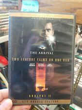 The Arrival  /  The Arrival II  (2 Films, 1 DVD)  LIKE NEW