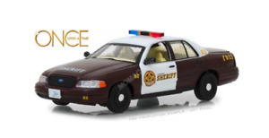 1/43 Greenlight Ford Crown Victoria 2005 Once Upon A Time Sherif Graham Neuf
