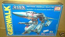 VF-1J/1S/1A GERWALK VALKYRIE - MACROSS - IMAI 1/72 Plastic Model Kit #21