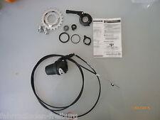 shimano nexus 8-gang, komplettes neues zubehör für  rücktritt oder freilaufnabe