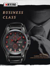 CURREN 8225 Brand Luxury Men Watch Military Clock Date Sport Clock Leather Strap