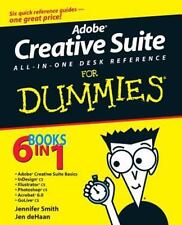 Adobe Creative Suite All-in-One Desk Reference for Dummies® by Jennifer Smith...