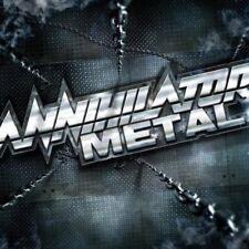 Annihilator - Metal LIMITED EDITION 2CD NEU OVP