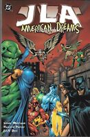 JLA American Dreams DC comic 1997 TPB unread NM