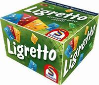 Schmidt Spiele Deckkartenspiele Kinder Spielzeug Ligretto GrüN Kartenspiel NEU