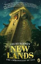 New Lands (The Chronicles of Egg) Rodkey, Geoff Paperback Collectible - Good