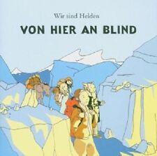 """WIR SIND HELDEN """"VON HIER AN BLIND"""" CD NEUWARE"""