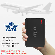 Portable 6000mAh USB Power Bank External Backup Battery Charger For Mobile Phone