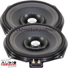 Audio System AX-08 BMW EVO2 20cm Untersitz Subwoofer Lautsprecher E-F-Modelle