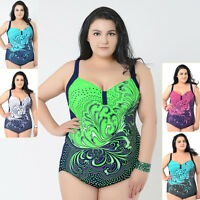 New Sexy Ladies Swimwear Swimsuit Beach Dress Bather UK Size 16 18 20 22 24 5215