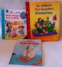 German Kids Picture Books Germany Lot 3 Die Schonsten Pixi Kuschel Geschichten