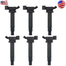 OEM Ignition Coils Denso 673-1301 for Toyota Avalon Camry Lexus ES300 RX300 High