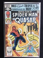 Marvel Team-up #113 1982 Spider-man Quasar Comic Book Free Combined Shipping