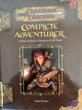 dungeons and dragons- Complete Adventurer Book