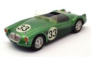 DAM Models 1/43 Scale 0095 - MGA #33 24h Le Mans 1959 - Met Green