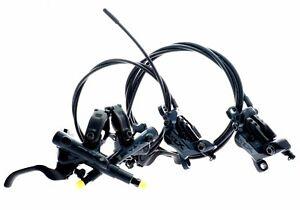 New Shimano SLX M7120 4-Pistol BL-M7100/BR-M7120 MTB Brake W/ Resin Pad Ice-Tech