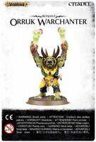 Warhammer Age of Sigmar Ironjawz Orruk Warchanter Orcs AoS