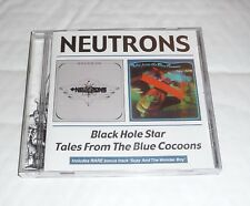 NEUTRONS BLACK HOLE STAR & TALES FROM THE BLUE COCOONS RUSSIAN CD
