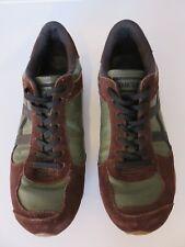 Diesel Remy Leather Low Top Sneakers Shoes Schuhe John Frusciante US 10.5 EUR 44