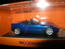 1:43 MaXichamps BMW Z1 1991 blau/blue Nr. 940020101 OVP