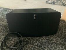 New listing Sonos play:5 gen 2 black (Not wireless)