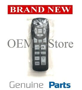 2003-2007 Chrysler Town Country Grand Caravan Overhead DVD System Remote Control