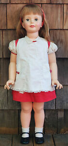 Patty Playpal Ideal Doll Play Pal Pattie Vintage Life Size Honeysuckle Dress