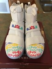 promo code c2206 94ad2 VERY RARE DS Nike Air Lebron Soldier X SAMPLE Size 15 Brand New 10 Academy  EYBL