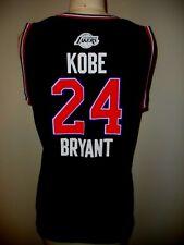 Adidas Kobe Bryant Black Mamba Los Angeles LA Lakers NBA All-Star Jersey (L)