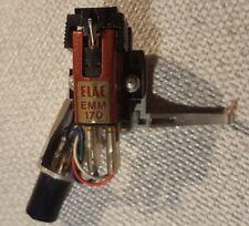 ELAC  EMM 170 auf Yamaha Headshell