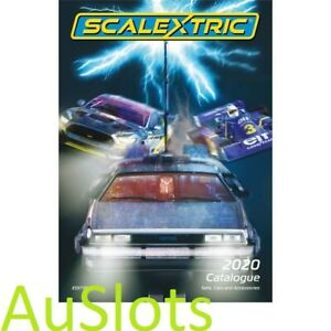 Scalextric C8185 Catalogue 2020 EDITION 61