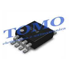 MCP6002T-I/MS Circuito integrato amplificatore operazionale 2 canali MSOP8