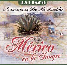 Luis Aguilar, Jorge Negrete, Maria De Lourdes Mexico En La Sangre Jalisco CD New