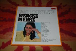 ♫♫♫ Wencke Myhre - Starportrait, Polydor 251009/010, 2 LP Boxset NM♫♫♫