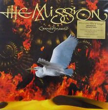 THE MISSION - Carved in Sand LP RED VINYL Music on Vinyl 180 Gram NEW UK import