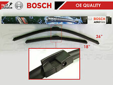 FOR BMW 5 SERIES F10 F11 TOURING FRONT BOSCH WIPER BLADE BLADES SET 2009-