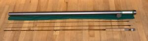 Vintage Orvis Impregnated Battenkill Bamboo Fly Rod- GBF8, 8 1/2', 2-Pc - 2 Tips