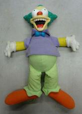 Talking Krusty The Clown Doll - Treehouse Of Horror - Playmates