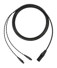 Corpse Cable GraveDigger for AUDEZE LCD Audiophile Headphones / 4-Pin XLR / 10ft