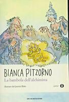 LIBRI PER BAMBINI • La bambola dell'alchimista Bianca Pitzorno Oscar Junior ITA