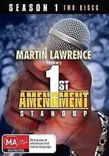 Martin Lawrence's First Amendment Season 1: DVD NEW